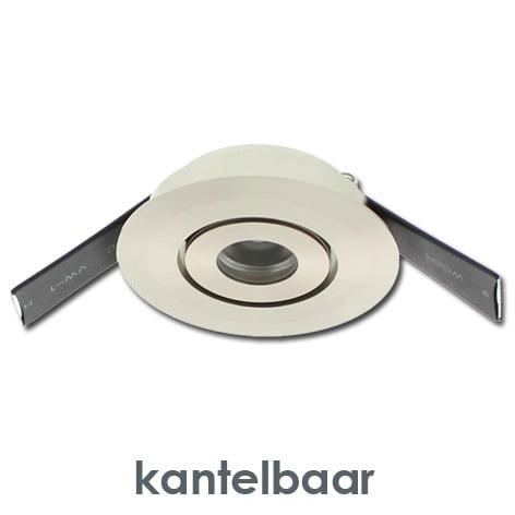 00 4883 - KLEMKO Siena COB-LED inbouwspot