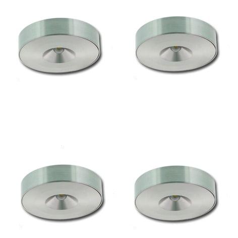 00 5034 - KLEMKO Valenza COB LED set 4 x 3,3 Watt