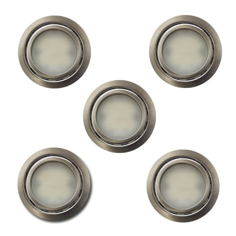 00 5513 - P-LED 89 set 5 x 2,5 Watt
