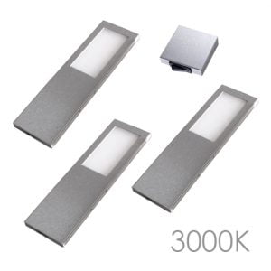 00 5783 300x300 - LED 116 SL RVS set 3 x 5,2 Watt