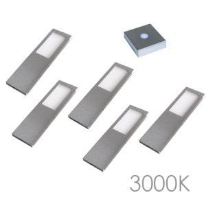 00 5786 300x300 - LED 116 SL set 3 x 5,2 Watt Incl. infra-rooddimmer