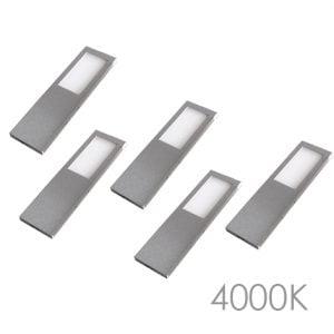 00 5792 300x300 - LED 116 SL RVS 4000K set 3 x 5,2 Watt