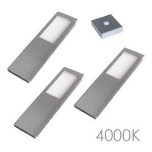 00 5795 300x300 - LED 116 SL RVS set 3 x 5,2 Watt