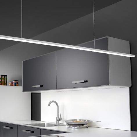 LED pendelarmatuur LED 150 Lengte 900mm / 14,0 Watt1028 Lumen