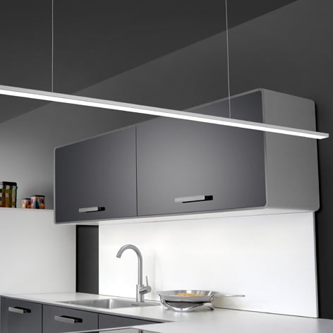 LED pendelarmatuur LED 150 Lengte 900mm / 14,0 Watt 1028 Lumen