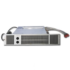 Plintverwarming SPACE SAVER SS8 RVS