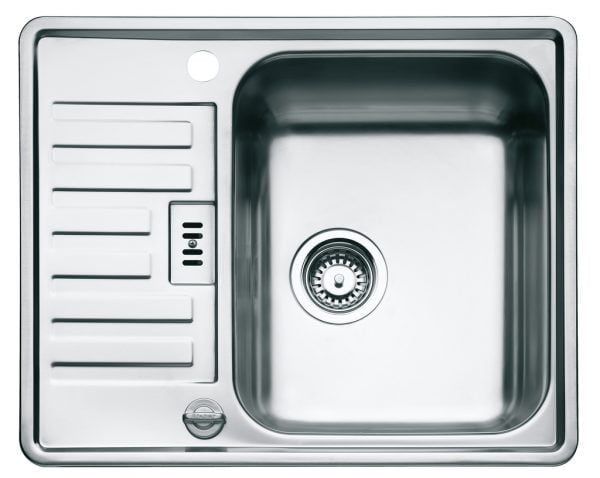 Marilyn 100 Compact, Inbouw-spoelunit, roestvrij staal