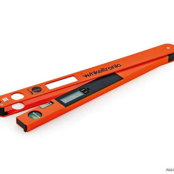 Winkeltronic 600., aluminium/oranje