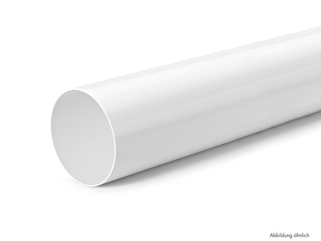 Ronde buis Luchtafvoerbuis L 500 mm, COMPAIR® Flow 125