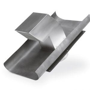 Dakventilatie,Luchtafvoer,roestvrij staal, COMPAIR® Flow 150