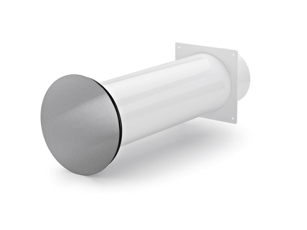 Flow Star GTS 150 buitenrooster roestvrij staal, COMPAIR® Flow 150