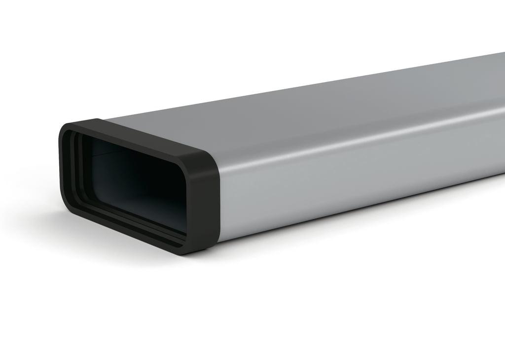 SF-VRO buis plat 1000mm COMPAIR® Steel Flow 150