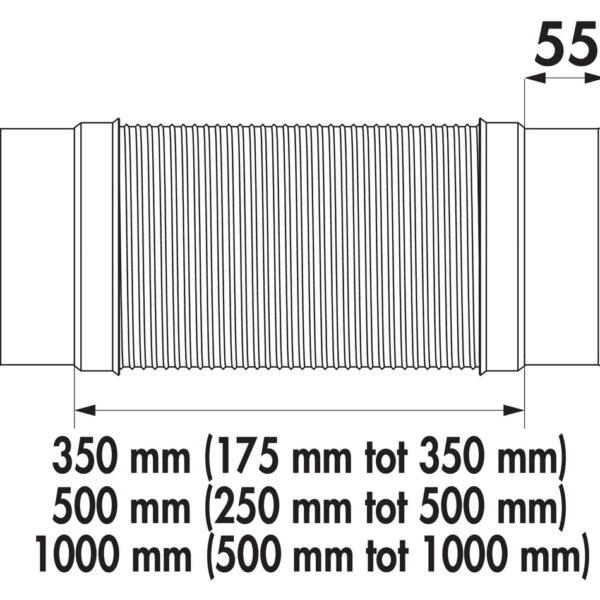 Compair Steel Flow 150 SR-R Flex buis