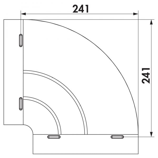 Compair Steel Flow 150 SF-RBH Buisbocht horizontaal-1