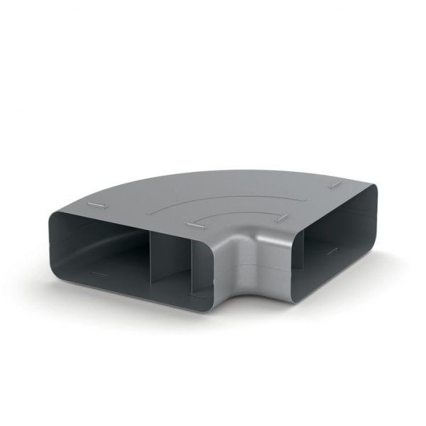 SF-RBH Buisbocht 90° horizontaal COMPAIR® Steel Flow 150