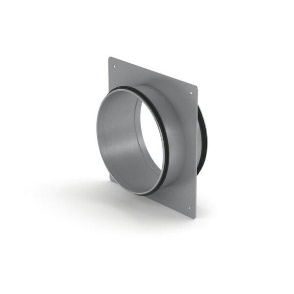 SR 150 muuraansluitmof COMPAIR® Steel Flow 150