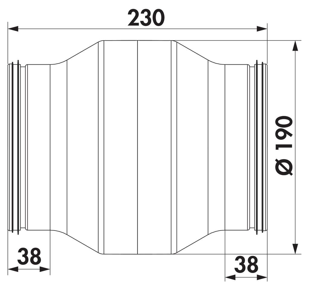 Compair Steel Flow 150 SR-KDA 150 Condenswaterafscheider-1