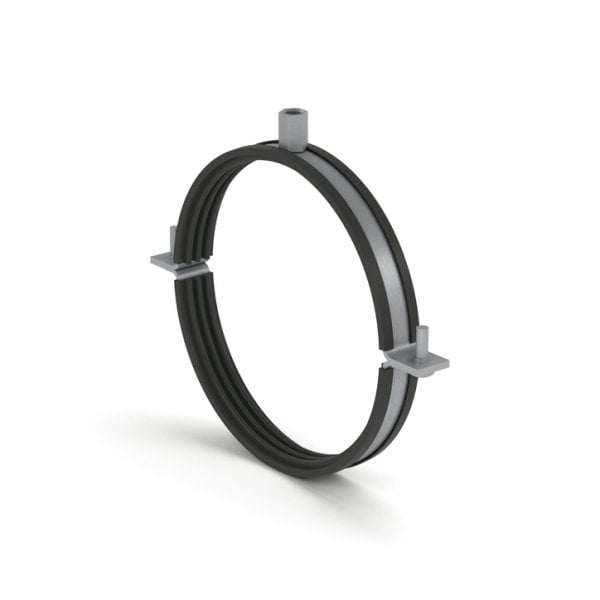 SR 150 buishouder montage beugel rond COMPAIR® Steel Flow 150