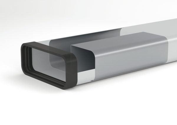 SF-VRO 150 brug tbv platte buis COMPAIR® Steel Flow 150