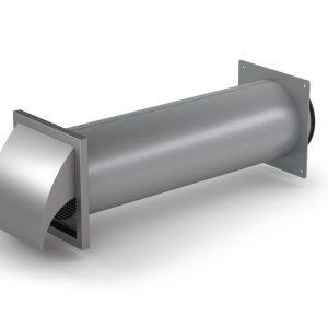 SF-Klima-Blow muurdoorvoer COMPAIR® Steel Flow 150
