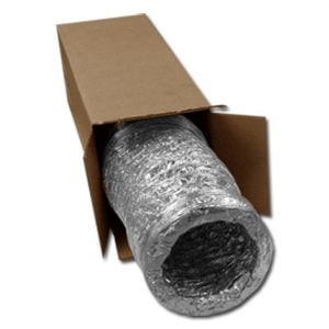 luchtafvoer slang flexibel aluminium