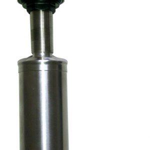 Spoelmiddeldispenser roestvrij staal, Vaatwasmiddeldispenser, roestvrij staal