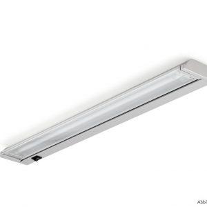 Giro, Onderbouw-/nislamp, zilverkleurig, L 348 mm, 8 W