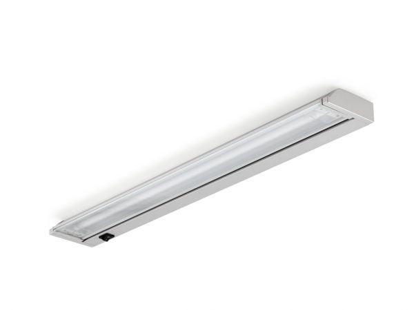 Giro, Onderbouw-/nislamp, zilverkleurig, L 575 mm, 13 W