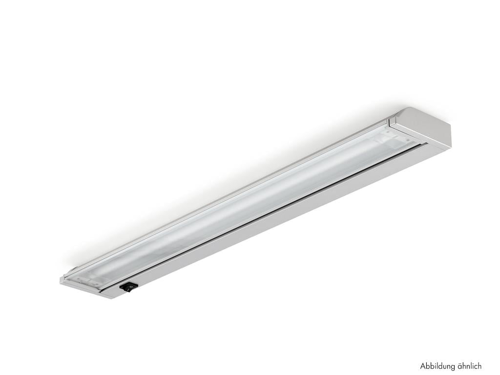 Giro, Onderbouw-/nislamp, zilverkleurig, L 907 mm, 21 W