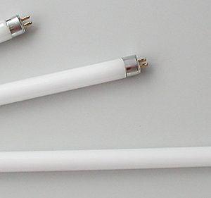 Reserve buislamp T5., 8 watt