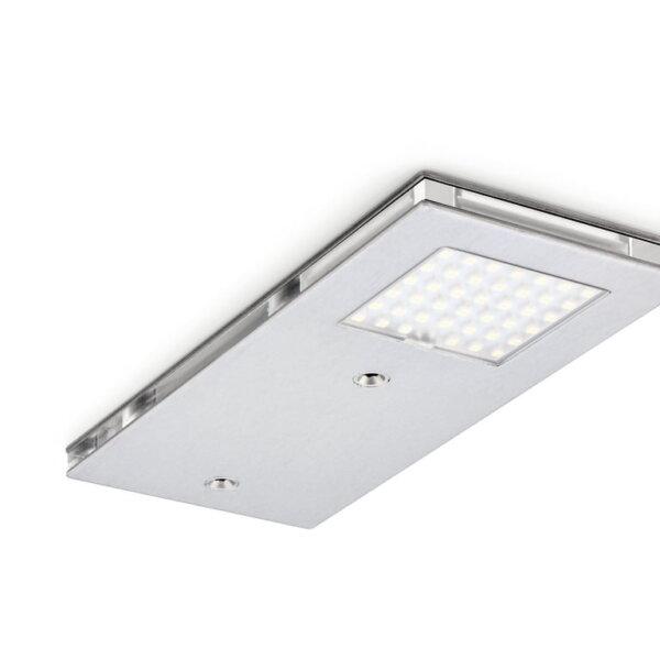 Jarl 1 LED, Onderbouw-/nislamp, Afzonderlijke lamp zonder schakelaar