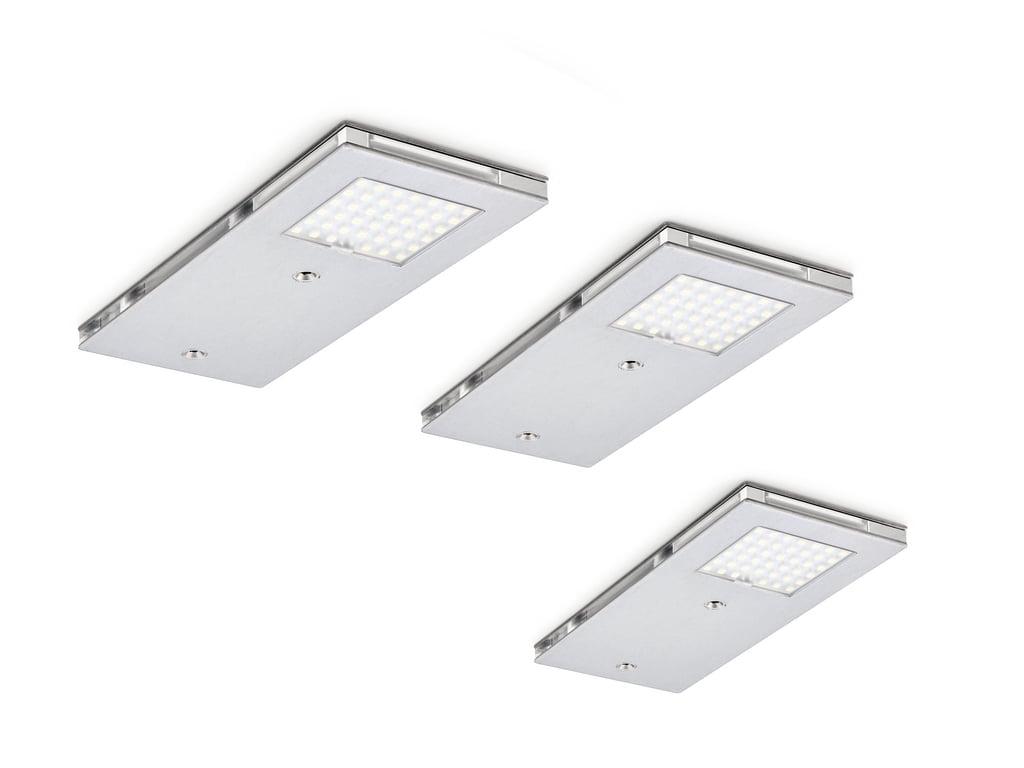 Jarl 1 LED, Onderbouw-/nislamp, Set-3