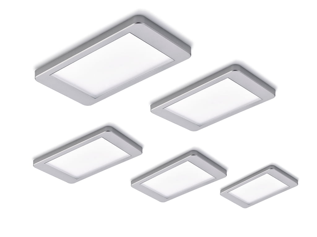 Hull kleurwissel LED, Onderbouw-/nislamp, set-5