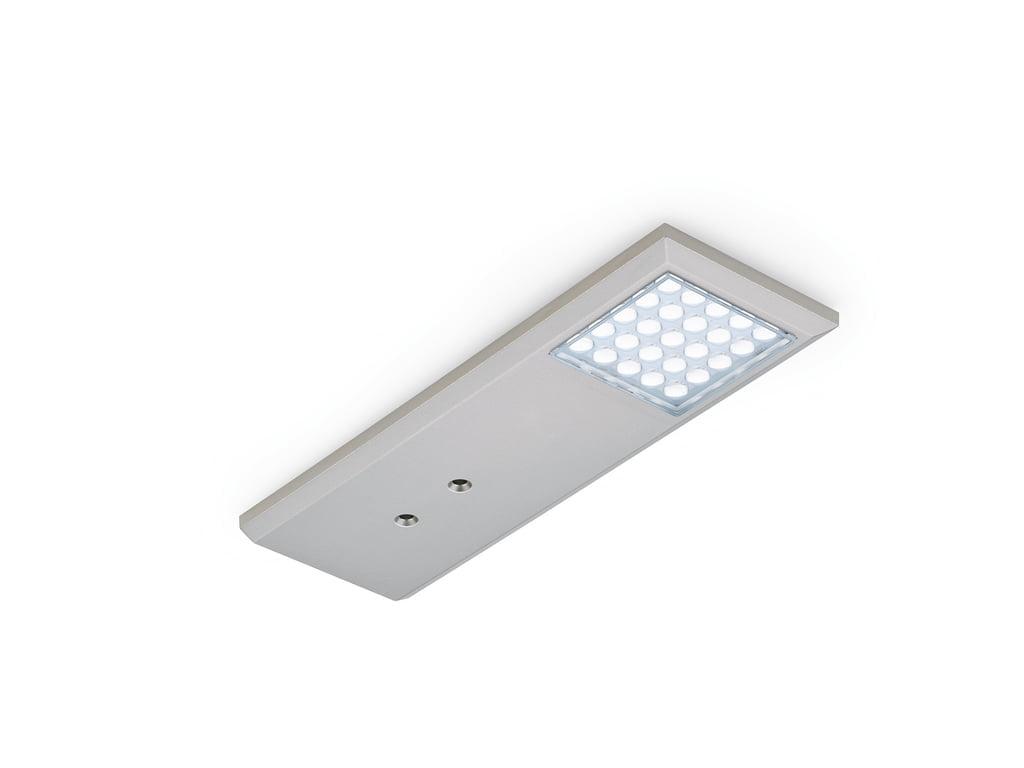 Intorno L kleurwissel LED, Onderbouw-/nislamp, afzonderlijke lamp zonder schakelaar