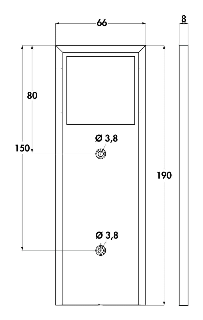 Intorno L kleurwissel LED, Onderbouw-/nislamp., set-3