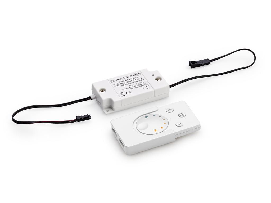 LED afstandsbediening, wit