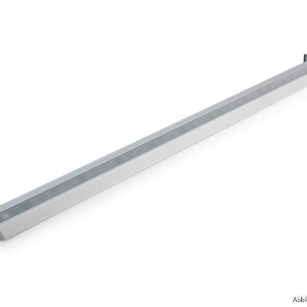 Derby kleurwissel LED met schakelaar, Onderbouw-/nislamp, L 950 mm, 54 LED, 12,96 W