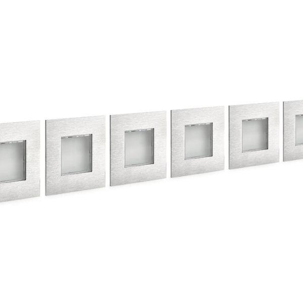 Cosi kleurwissel LED, Inbouwspot, set-6