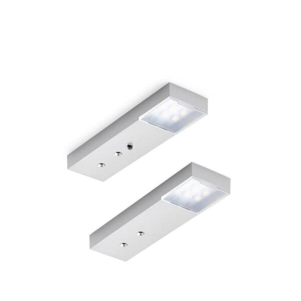 Trave II LED, Onderbouw-/nislamp, Set-2