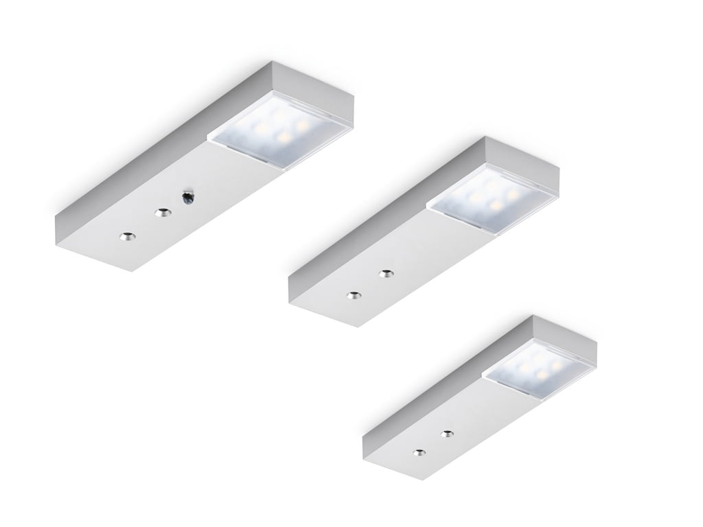 Trave II LED, Onderbouw-/nislamp, Set-3