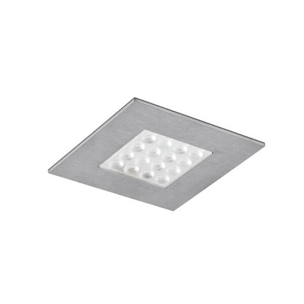 Banda 1 LED, Inbouwspot, afzonderlijke lamp zonder schakelaar