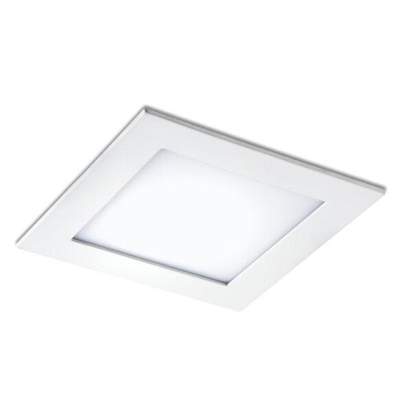 Palladio LED, Inbouwspot., wit