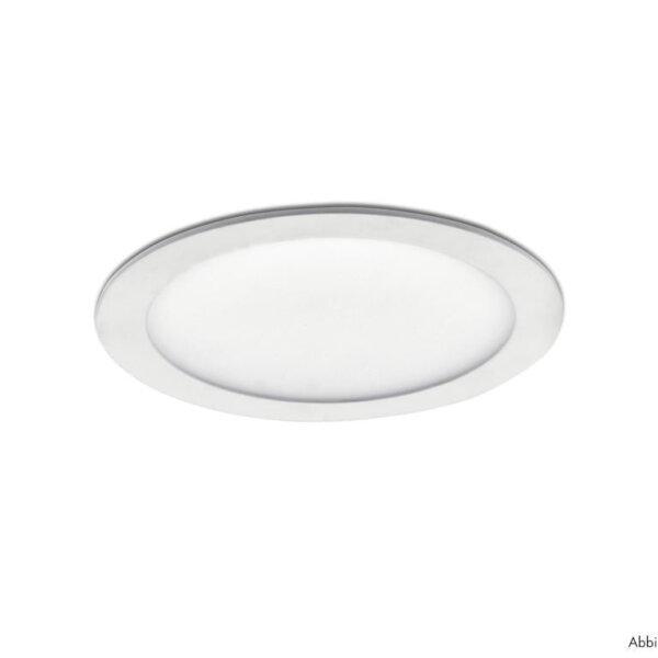 Plana XL LED, Inbouwspot, wit