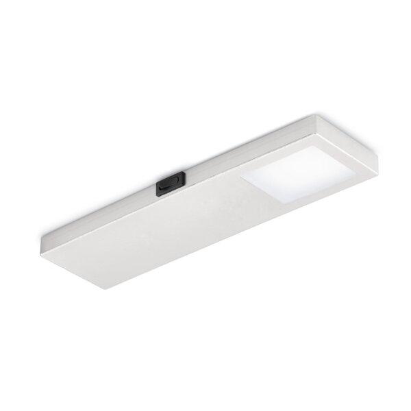 Six LED, Onderbouw-/nislamp, Afzonderlijke lamp met schakelaar