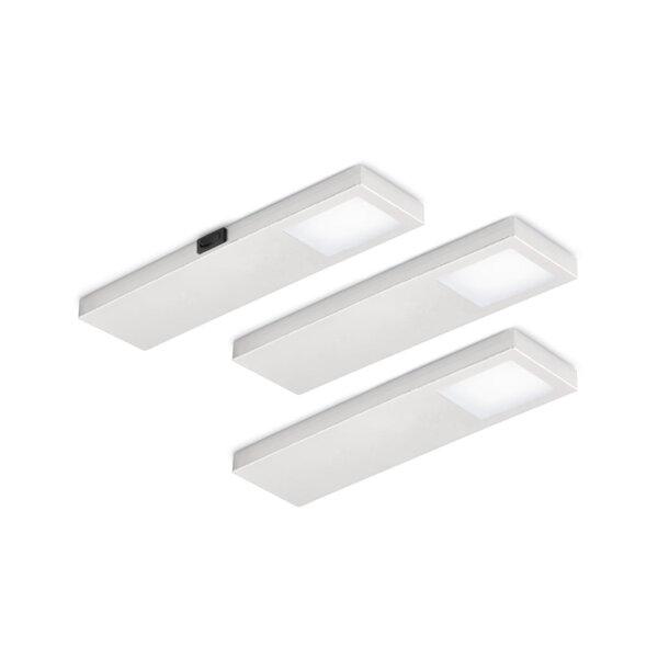 Six LED, Onderbouw-/nislamp, Set-3