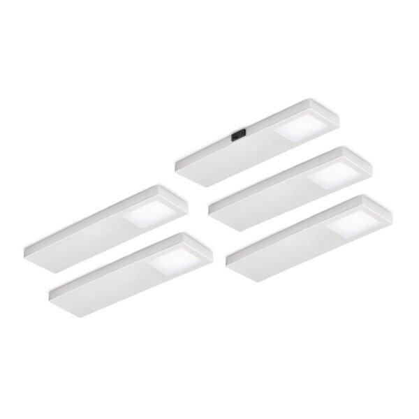 Six LED, Onderbouw-/nislamp, Set-5