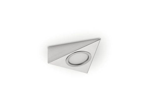 Razzo 1 LED, Onderbouw-/nislamp., Afzonderlijke lamp zonder schakelaar