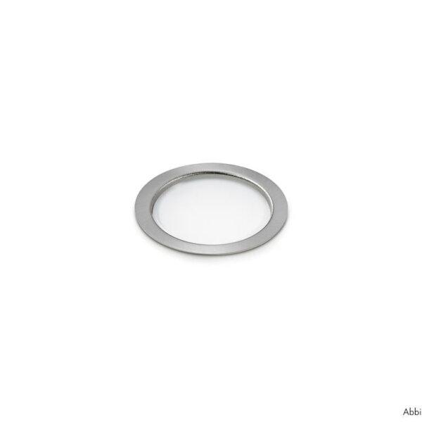 Riflett 1 LED, Inbouwspot, set-5, 3000 K warmweiァ