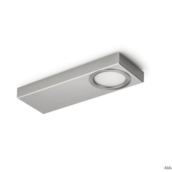 Rea 1 LED, Onderbouw-/nislamp, Set-5, 3000 K warmwit