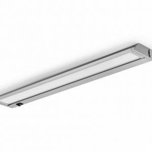 Giro LED met schakelaar, Onderbouw-/nislamp., L 1210 mm, 12 W